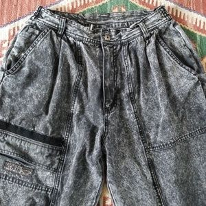 Vintage Gitano Acid Wash Jeans
